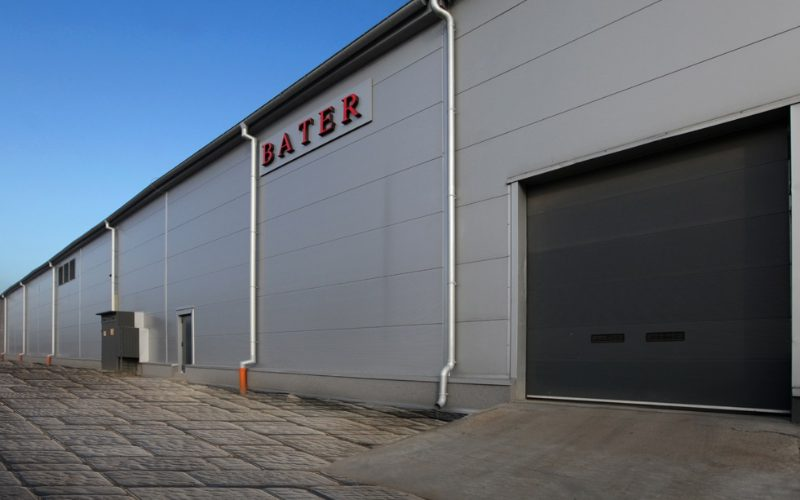 Termomodernizacja zakładu produkcyjnego w Gliwicach
